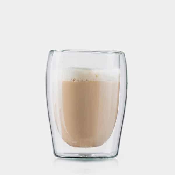 Cappuccino Glas