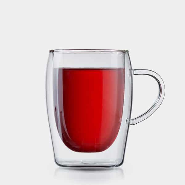 Tee Glas