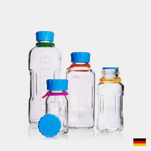 """Trinkflasche """"Youtility"""""""