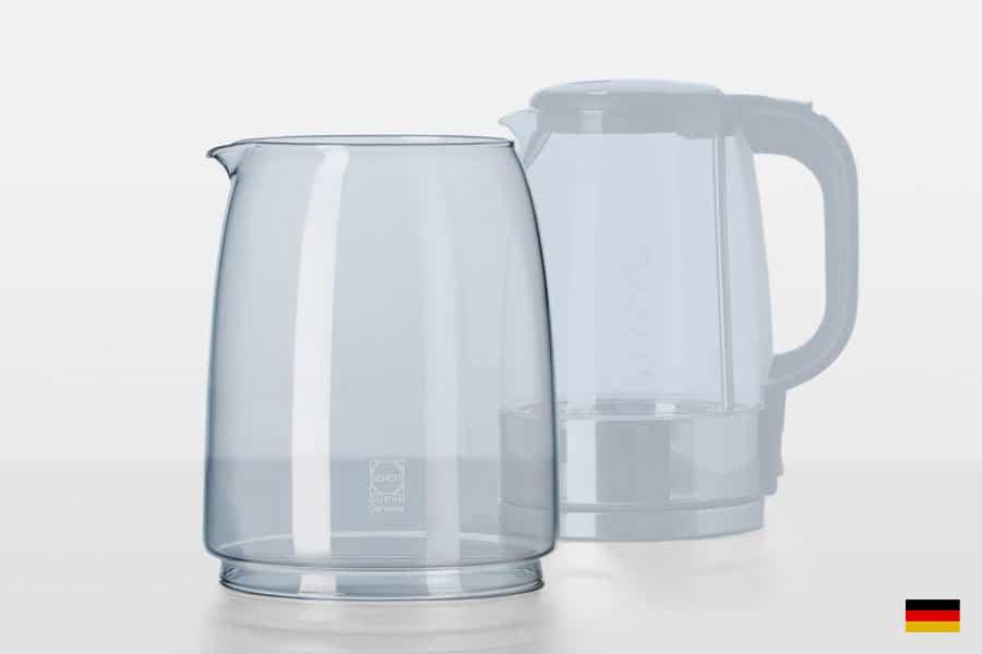 Wasserkocher / Teebereiter Glastank